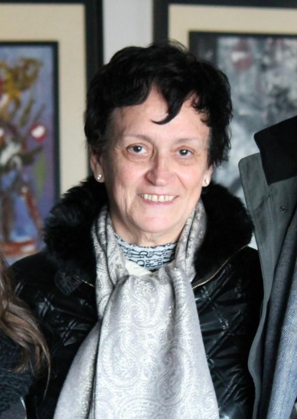 """Fotografía de autora del libro """" La Villa de Amusco"""""""