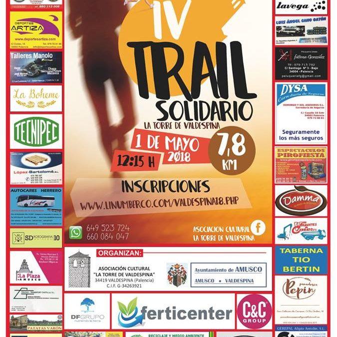 IV TRAIL SOLIDARIO LA TORRE DE VALDESPINA